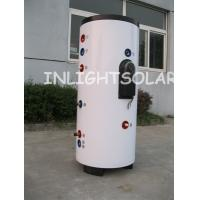 China Double Coil Solar Water Heater Tank With Hot Water Long Time Preservation wholesale