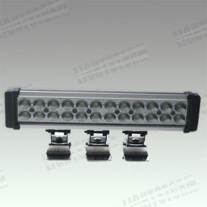 China 72W 4x4 off Road LED Light Bar, Big Power Work Light, Driving Light for Heavy Duty Machine (LB-172) wholesale