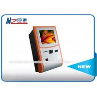 China Self Service Payment ATM Kiosk Touch Screen Wall Mounted Bank ATM Machine wholesale