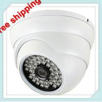 China Free Shipping DAHUA Solution 1Megapixel 15m IR distance 6mm lens 720P HD-CVI IR Metal Dome Camera 48 LED wholesale