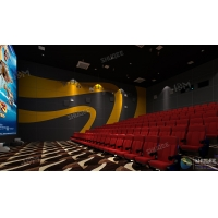 Buy cheap IMAX 3D Sound Vibration Theater With 2K Projector For Commercial Use from wholesalers
