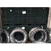 China 2*1*1m  River Bank Wire Mesh Gabion Wall Mesh For Protection Border Control wholesale