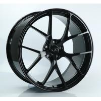 China 21x9J Gloss Black 1-PC Forged Lexus Wheels Made of 6061-T6 Aluminum Alloy on sale