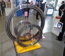 China Turntable roller bearings YRT260 slewing bearing YRT260 Four Point Angular Contact Ball Bearing 7910 7010 made in China wholesale