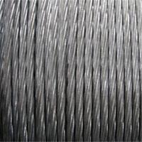 China Galvanized Steel Wire Strand, Conductors for Overhead Lines wholesale