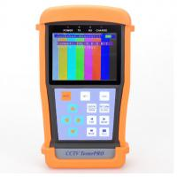 China AHD Security Camera Accessories Portable CCTV IP Test Monitor NTSC / PAL Video System on sale