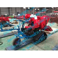 China 14 HP diesel engine mini wheat rice combine harvester wholesale