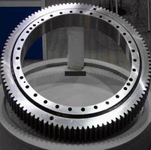 China large size excavator tower crane cross roller slewing bearing Sk260-8 Slewing Bearing for Excavator Kobelco wholesale