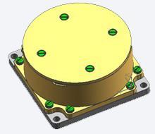China Model F70M-M-C High Accury Single-axis Fiber Optic Gyroscope With 0.25 °/hr Bias Drift wholesale