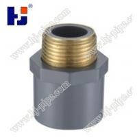 Wholesale Grey pvc male coupling from china suppliers