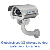 China 3g wireless waterproof outdoor ip camera GCS5201-A4 series on sale