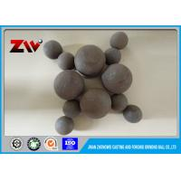 China High Performance Forging Steel Ball , Ball Mill Grinding Balls for mining wholesale