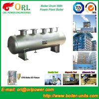 China Gas Steam CFB Boiler Drum Water Heat Non Pollution Boiler Equipment wholesale