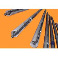 China Boart Longyear Standard NQ HQ PQ Steel Drill Rod / Pipe For Geological Coring Projects on sale