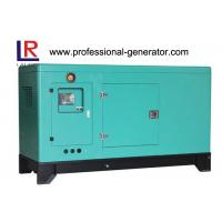 China Cummins Powered 120kw Silent Diesel Generator Set with Diferrent Color Canopies on sale