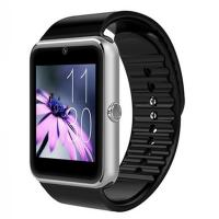 High Quality GT08 350mAh Android Smart Watch Phone black 1.54inch  MTK6261 Bluetooth 3.0 smart call phone with CE