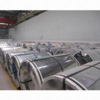 China Prepainted Galvanized Steel Coils, 0.18 to 2.0mm Thickness on sale
