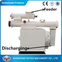 China Large Capacity Animal Feed Pellet Machine For Feed Mill , Farm , Fertilizer Plant wholesale