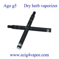 Ago g5 vaporizer dry herb Dry Herb Vaporizer ago G5 LCD display wholesale ecig supplier