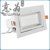 China SMD led ceiling downlight 60W high Ra square recessed led Downlight ce lvd wholesale