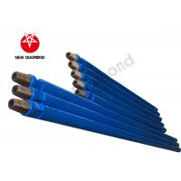 China API Standard Steel DTH Drill Rods For RC Drilling , Wear Resistance wholesale