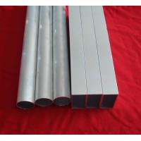 China Furniture / Decorative Aluminum Extrusion Tube Profile 15.5 * 11.5mm Anti Corrosion wholesale