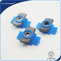 China Electrical M12 Channel Nuts , M8 Channel Nut HDG / Zinc Plated Surface wholesale