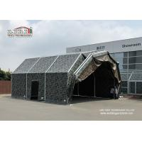 China Camouflage Color Relocatable Aircraft Hangar 25 X 50 Side Hard Wall WITH Aluminum And PVC wholesale