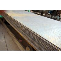 China SS400, Q235B, S235JR Hot Rolled Steel Coils / Checkered Steel Plate, 2000mm -12000mm Long wholesale