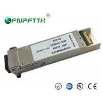 China 10G 1550nm Multi - rate XFP Fiber Optical SFP Module Transceivers wholesale