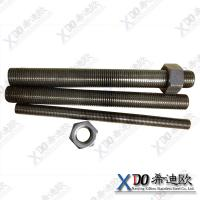 China GH2132 China hardware fasteners stainless steel thread rod wholesale