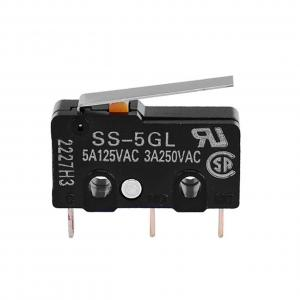 China Microswitch 5A 125V SS 5GL Limit Switch Integrated Circuits Parts wholesale