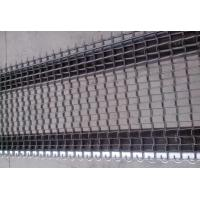 China Safety Chain Link Flat Wire Belt Plain Weave For Curing Furnace ISO9001 wholesale