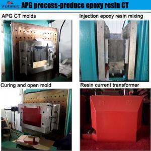 China apg epoxy resin mould pressure die casting mould epoxy resin APG injection mould APG Epoxy Mould wholesale