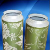 China Multicolor Rotary Screen Printing Flexible Ni Thickness 105M High Toughness wholesale