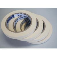 Buy cheap Transparent Crepe Paper Masking Tapes Bundling Rubber Single Side from wholesalers