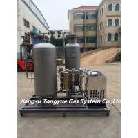 China 99.999% Purity Stainless Steel PSA Nitrogen Generator 0.1-0.65 Mpa For Food Fresh Packing wholesale