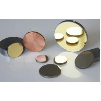 China Molybdeum Reflecting Optical Mirrors Silicon Gold - Plated For Cutting Machine wholesale