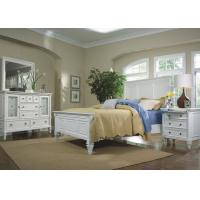 Hotel Beautiful White Bedroom Furniture Sets Customized