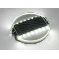 China Super Bright LED Pavement Markers Solar Road Studs PC Shell 122x100x23 mm wholesale