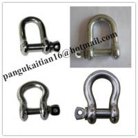 China Stainless steel shackle&Roller Shackle,D-Shackle shackle wholesale