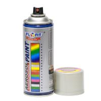 China Colored Auto Aerosol Spray Paint High Temp / Heat Resistant For Engine / Fireplace Painted wholesale