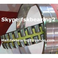 China DIN Standard Roller Type Spherical Roller Bearing 23176 CA / W33 Used For Paper Mills wholesale