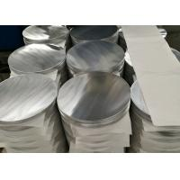 China Plain Mill Finish 3003 Aluminum Discs Blank Diameter 50mm - 1600mm For Pots wholesale