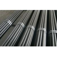China ASME SA106 Carbon Seamless Steel Pipe , Round Hot Finished Seamless Tube wholesale