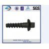 5.6 Grade Carbon Steel Q235 Railway Sleeper Screws Spike HRC22 - HRC32