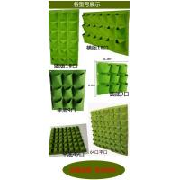 China convenient / beautiful customized size outside hanging grow bag wholesale