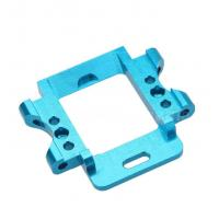 Wholesale anodize blue color cnc milling aluminum 6061 metal parts rapid prototype from china suppliers