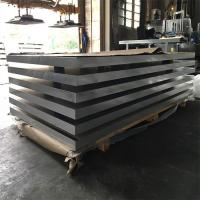 China Hard 3104 Aluminum Sheet Vessels Standard 275Mpa Tensile Strength wholesale