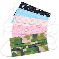 China Breathable Child Friendly Face Masks , Disposable Kids Cough Mask wholesale